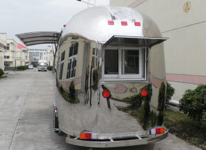 Highly Selling New Sale Truck Fast Food Catering Trailer Food Trucks