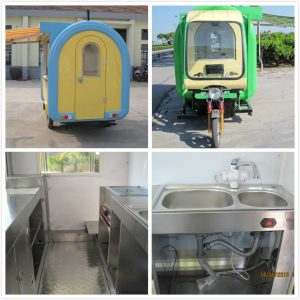 electric food cart for sale (2)