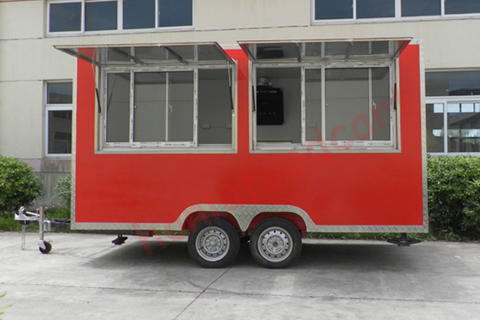 food trucks mobile food trailer
